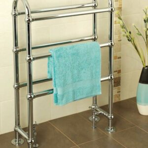 Apollo Ravenna traditional Towel radiator