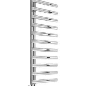 Modern Stainless Steel Towel Radiator from Reinas Designer Collection