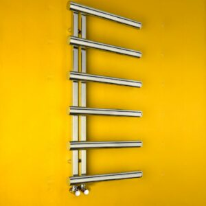 Bisque Chime Mirror Finish, Towel radiator mirror finish