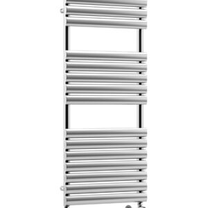 DQ Cove Towel Radiator in Stainless Steel