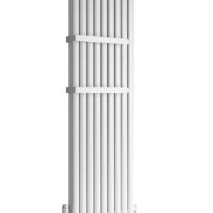 reina neval vertical double radiator designer aluminim