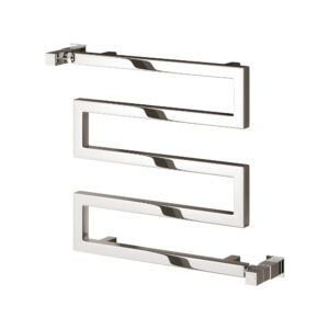 reina serpe towel rail radiator chrome anthracite mild steel modern horizontal