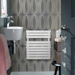 Zehnder Designer Radiators UK Cloakroom Modern Towel Radiator