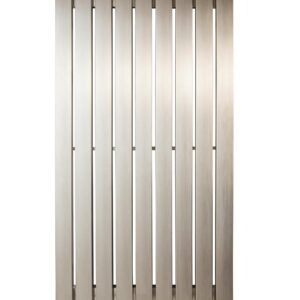 Zehnder Designer Radiators UK Stainless Steel Towel Radiator