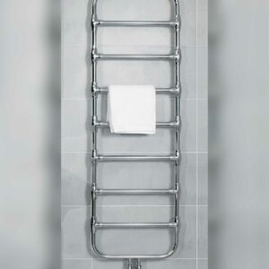 Zehnder Nobis Chrome Towel Radiator