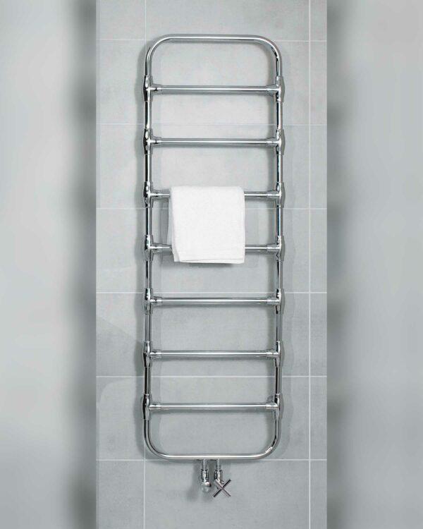 Zehnder Nobis Chrome Towel Radiator