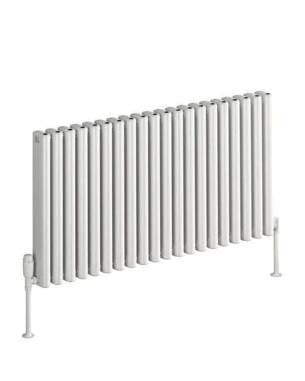 The Alco horizontal designer radiator is Reina's modern take on the column radiator