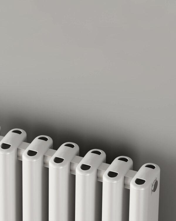 Modern designer Alco vertical radiator from Reina