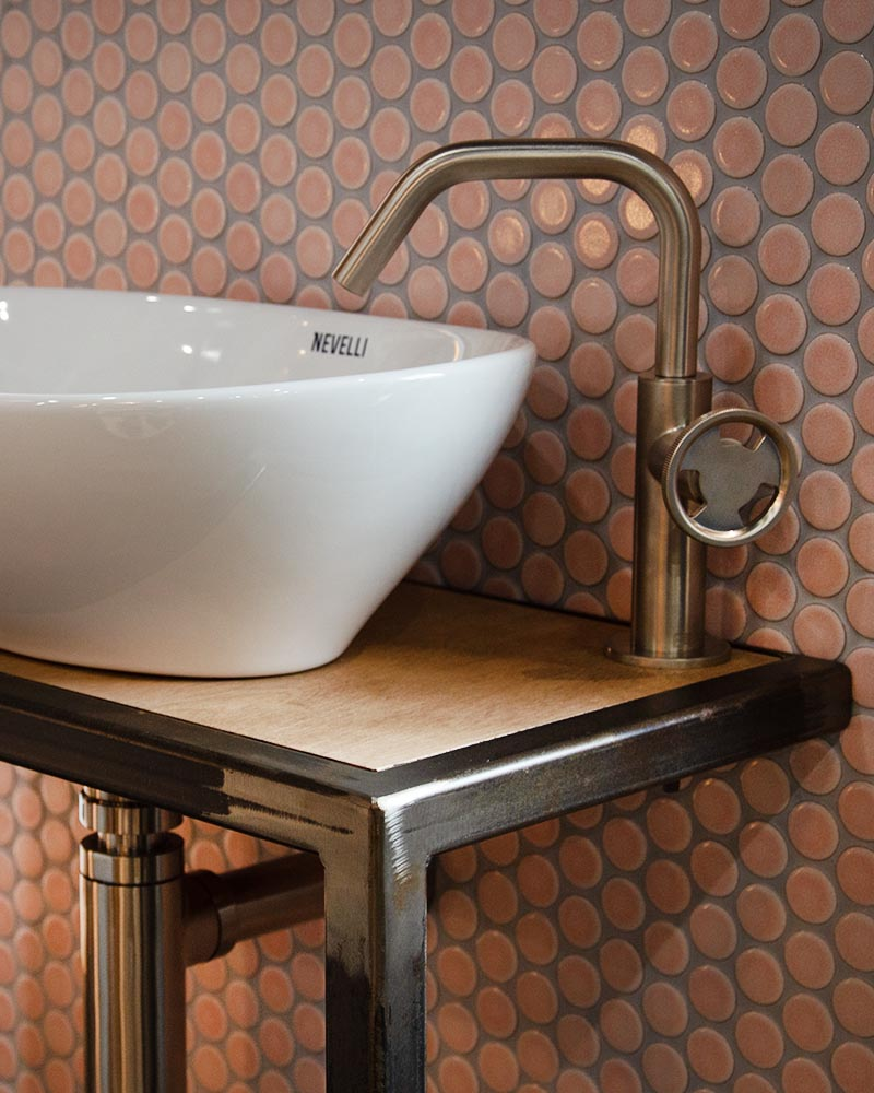 Nevelli Luxury Sink & Tap