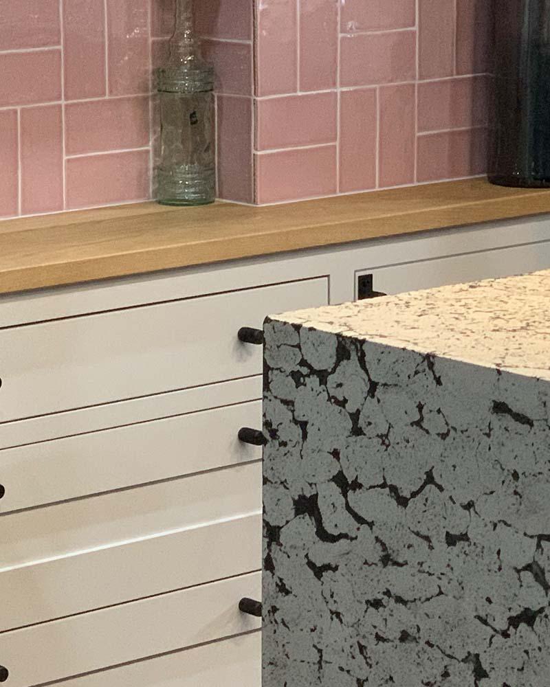Nevelli Concrete work tops