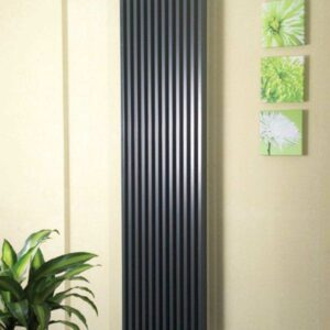 Apollo Bassano vertical designer radiator lifestyle