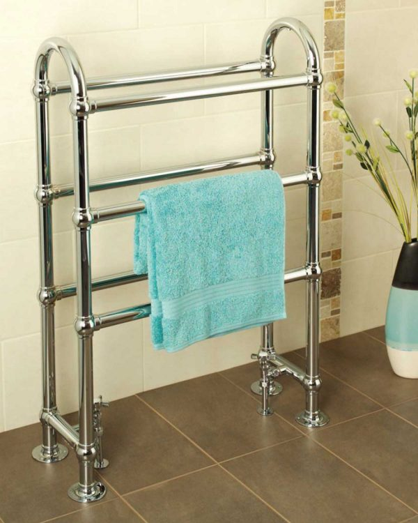 Apollo Ravenna traditional Towel radiator