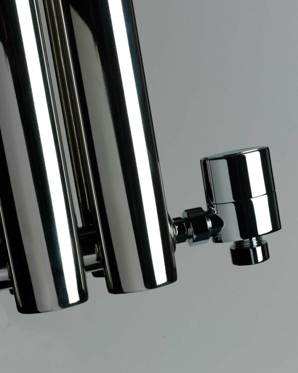 Cove stainless horizontal detail