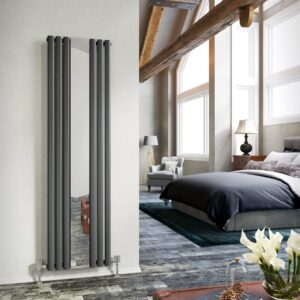 DQ Cove Mirror, striking looking radiator