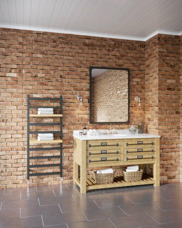 DQ Fender vertical towel radiator lifestyle