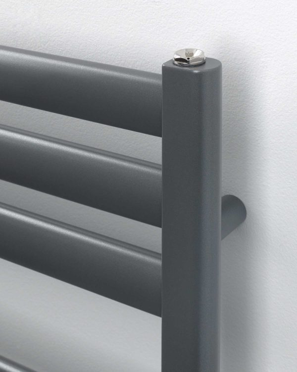 R2R Fulham towel radiator Anthracite