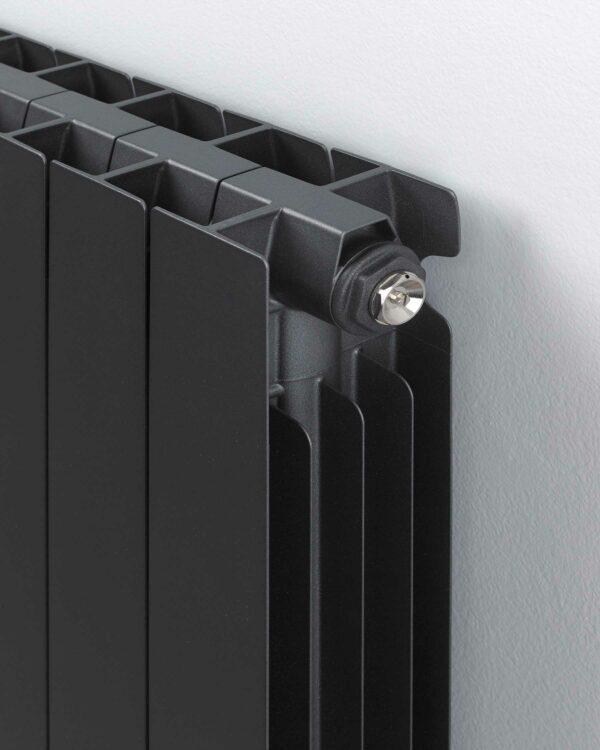 R2R Holborn Designer radiator Horizontal detail