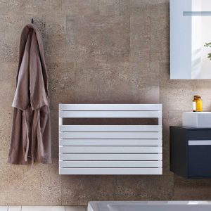 Zehnder Roda Spa, Towel radiator lifestyle
