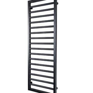 Zehnder Subway radiator vertical black