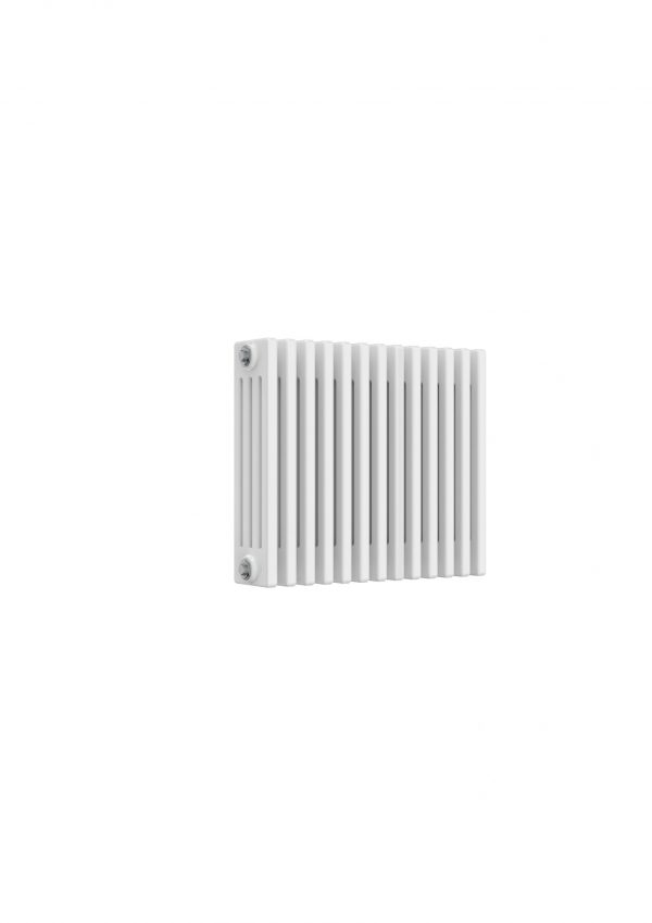 reina colona 4 column horizontal radiator white modern traditional