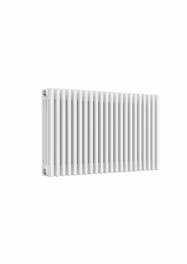 reina colona 4 column horizontal radiator white modern traditional