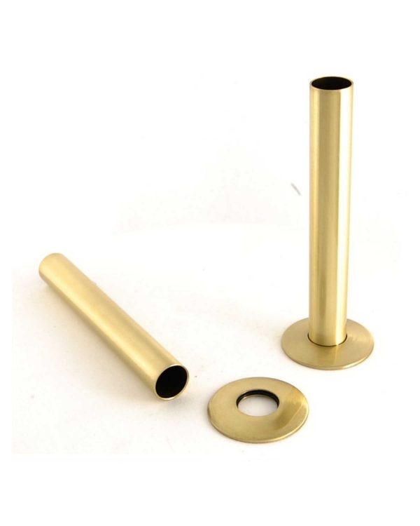 Pipe Cover Brass