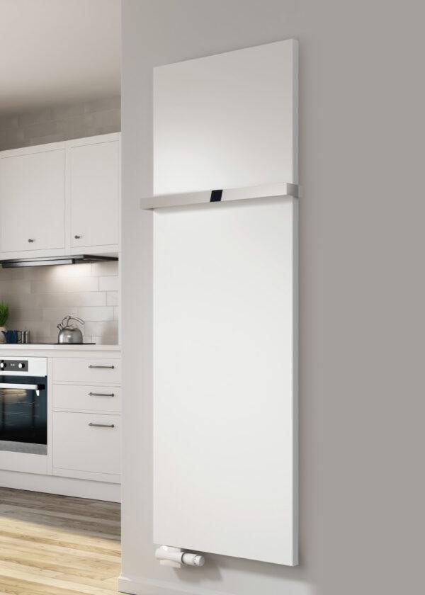 reina alpan vertical designer radiator modern