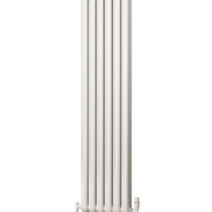 reina coneva vertical radiator white anthracite mild steel modern