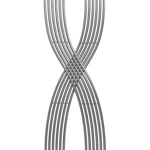 reina dimaro vertical mild steel radiator anthracite chrome white modern