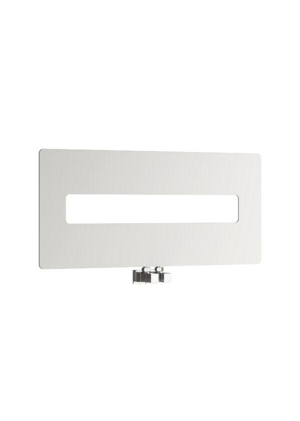 reina polia towel rail radiator white anthracite mild steel modern