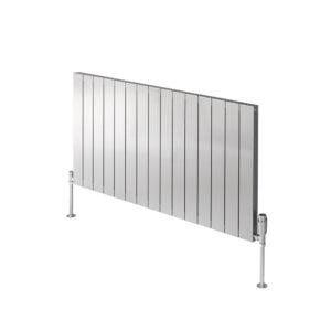 Reina Polito horizontal radiator modern aluminium