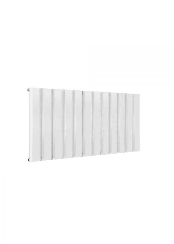 reina vicari single double horizontal aluminium modern radiator
